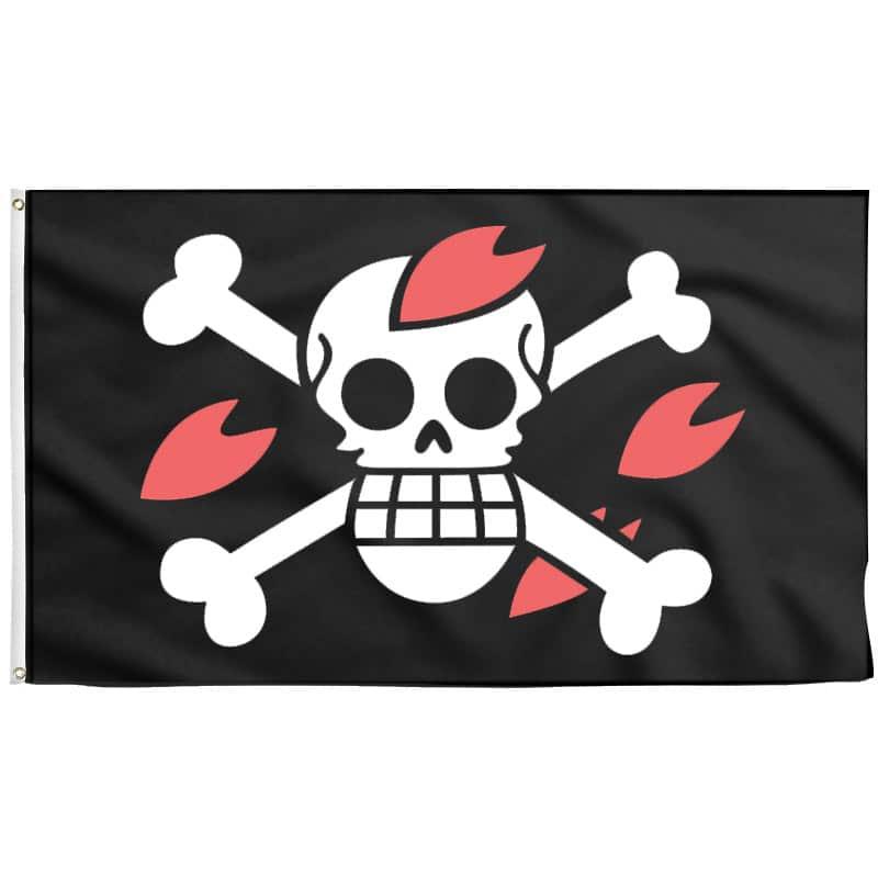 Drapeau Chopper - Drapeau Pirate - Jolly Roger