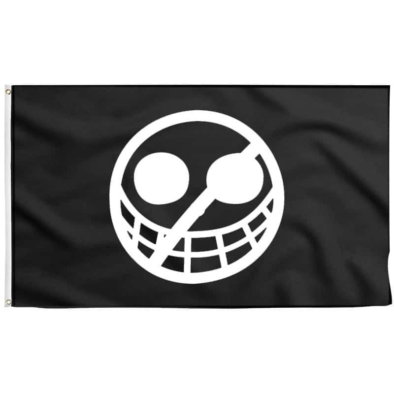 Drapeau Doflamingo - Drapeau Pirate - Jolly Roger